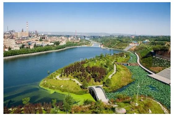 哇!总投资3亿多!巩义首个湿地公园将坐落这个镇!